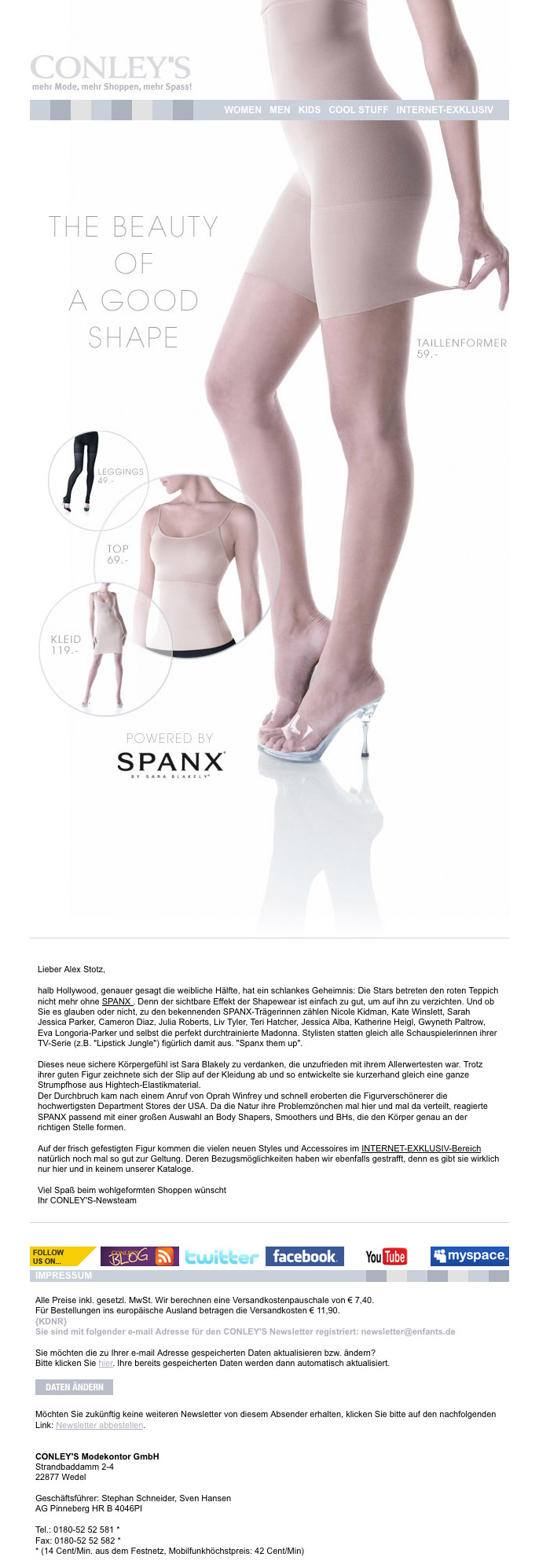 SPECIAL | SPANX