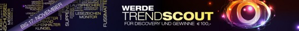 Trendscout-Banner - Discovery Website
